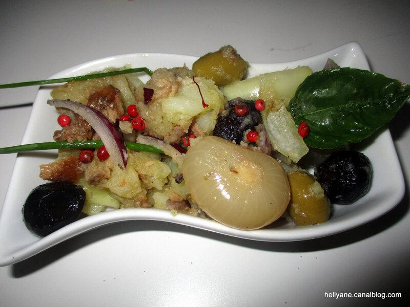 harengs pommes de terre