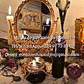 Miroir mystique de voyance personnel