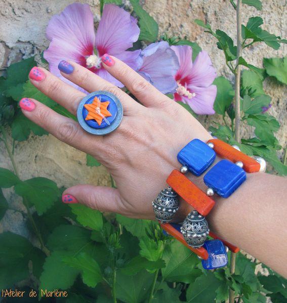 Bague + bracelet