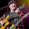 Carlos santana : guitarist / guitariste