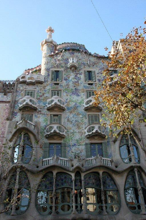 Barcelone, Casa Batllo_6342