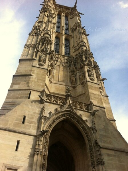 Paris Tour St Jacques 61