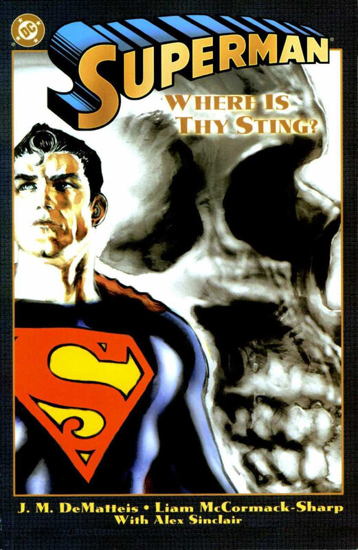 superman where is thy sting GN