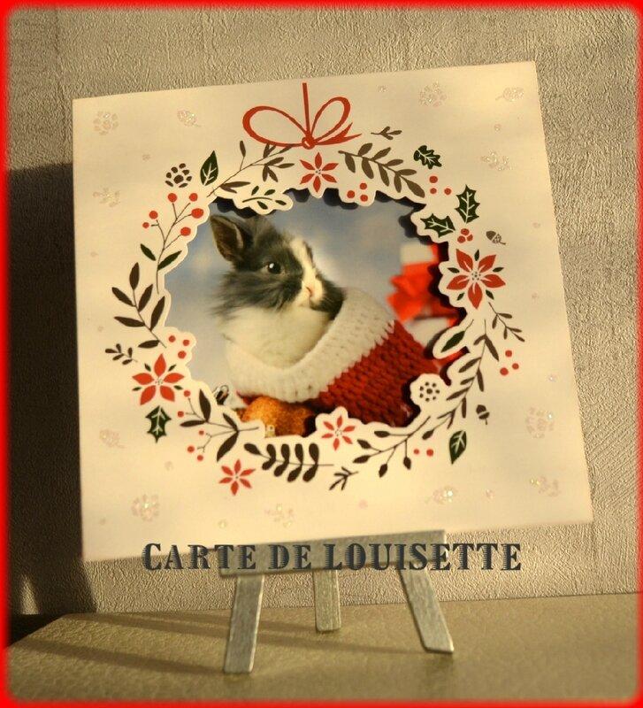 CARTE de Louisette F