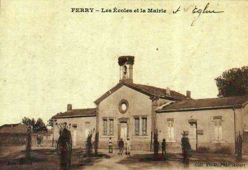Ancienne mairie Ferry