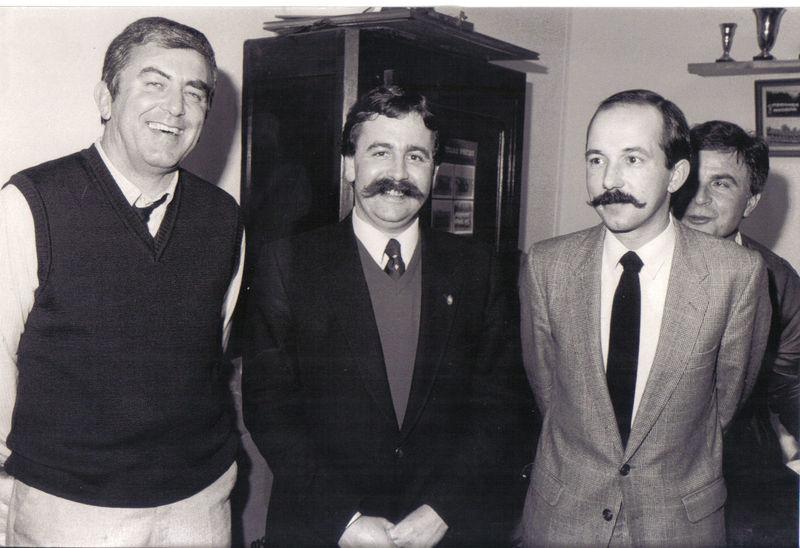 Bernard Giraud Didier Maumont Jean Francois Maury