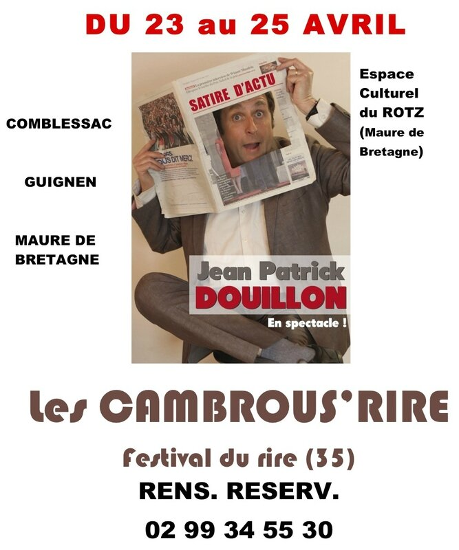 Info Cambrouss'Rire