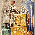 Parfum d'enfance … savon