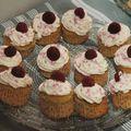 Cupcakes adélaïde