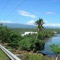 Ile de Savai'i - côte nord