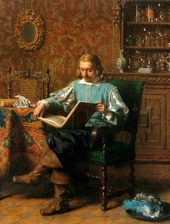 a_cavalrist_reading_in_a_17th_century_interior_large