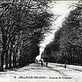 Avenue du Chateau