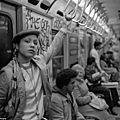 New york city's classic pix du jour - the guardian angels