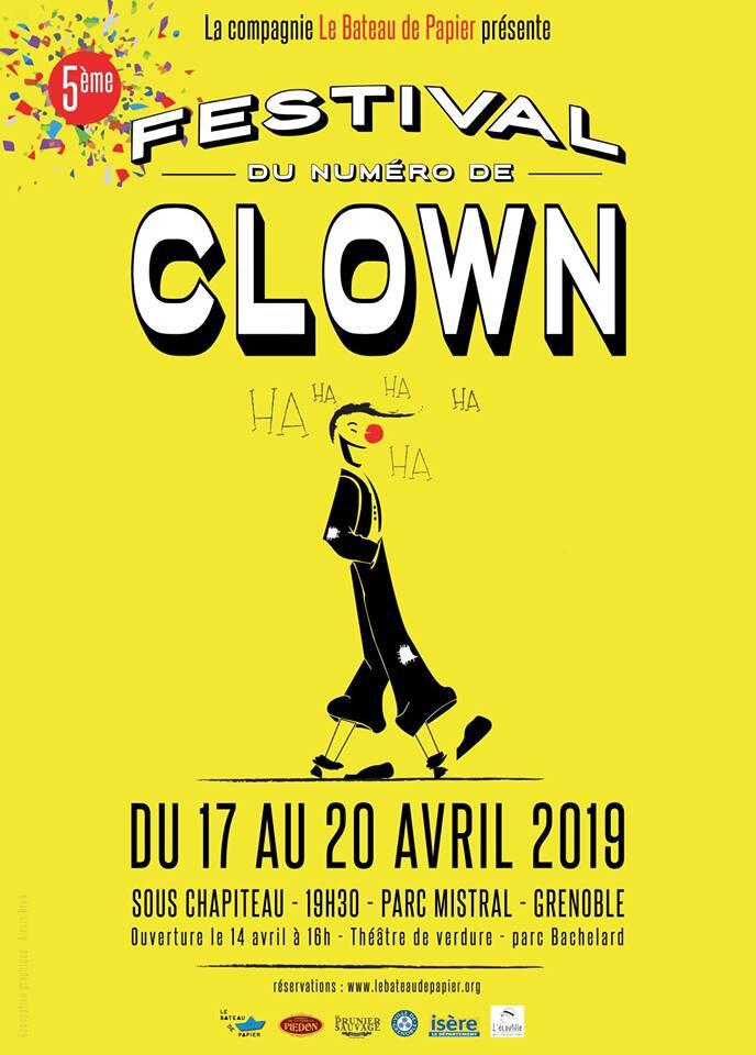Festival du numéro de clown!