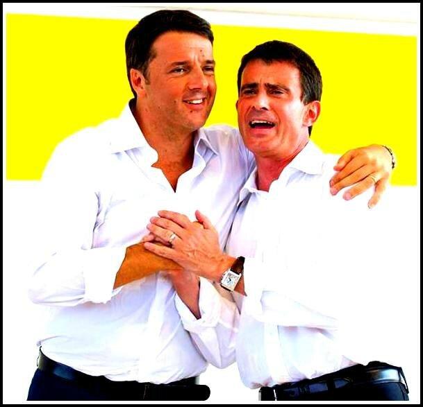 Valls Renzi