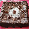Gâteau au mascarpone et au chocolat au thermomix