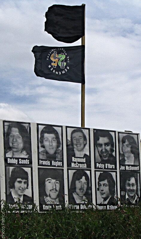 1981-greve de la faim en Ulster