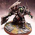 Orruks - iron jaws - megaboss & chanteur de guerre