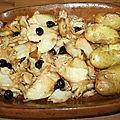 Morue séchée à l'huile (bacalhau à lagareiro grelhado)