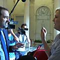 Affaire benalla : marine le pen et christophe castaner s'écharpent dans les couloirs de l'assemblée nationale