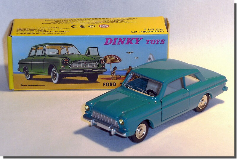 Dinky Atlas Ford Taunus 12M A 1