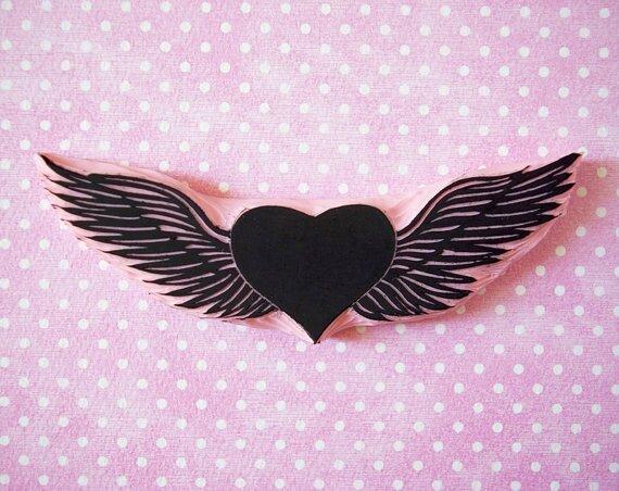 coeur-ailes