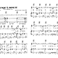 Jusqu'à minuit - in the midnight hour (partition - sheet music)
