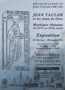Exposition Jean Tauler