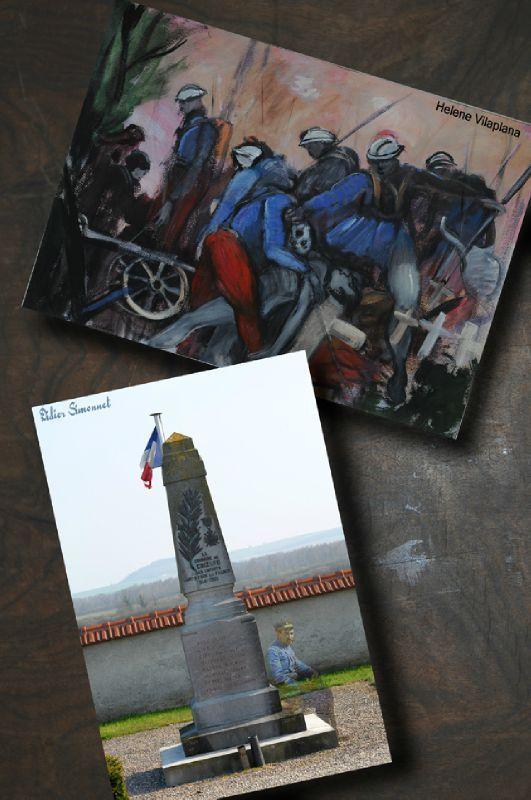 1914- Mémoire des Hommes en bleu -