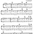 Let the four winds blow (partition - sheet music)