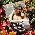 More than destiny, de lily hana