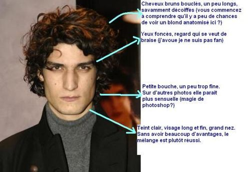 # 6 : Louis Garrel
