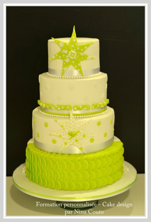 wedding cake domi Nimes 1