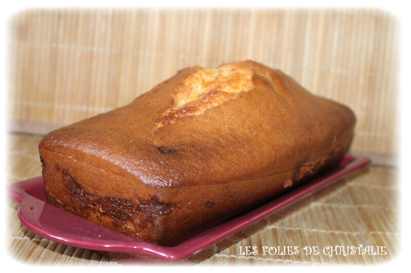 Gâteau caramel 6