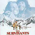 Les survivants - 1993 (le miracle de la cordillère des andes)