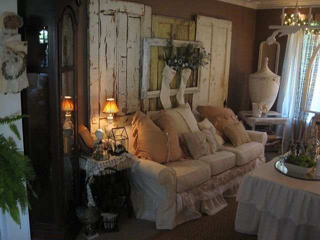 esprit shabby chic le cottage de gwladys. Black Bedroom Furniture Sets. Home Design Ideas