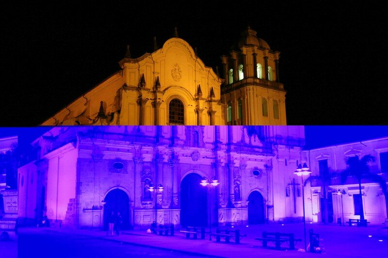 Popayan by night 2