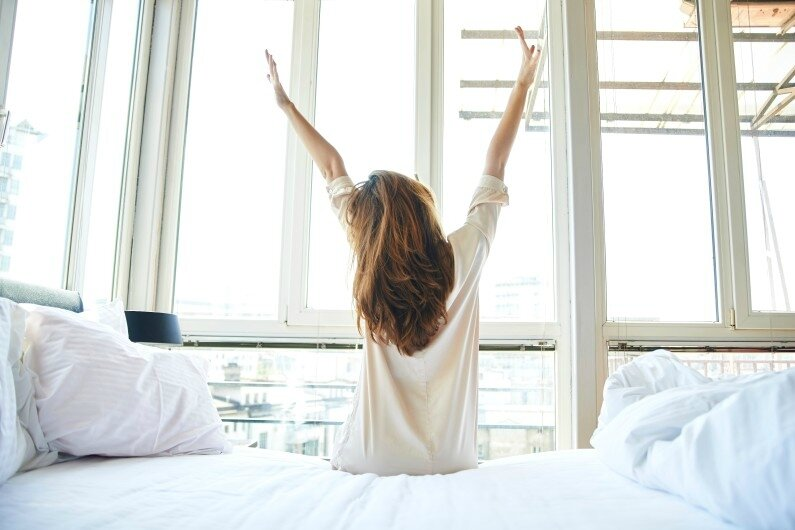 The importance to be a morning person