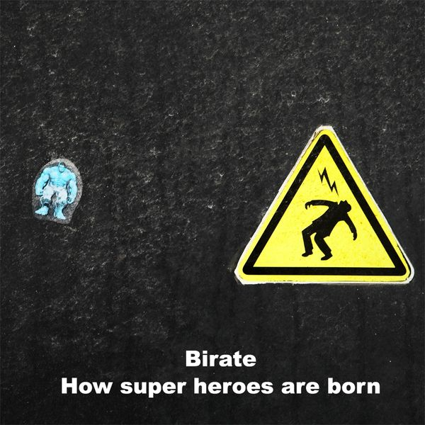 How super heroes are born