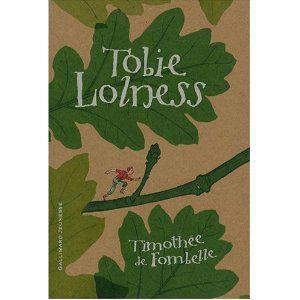 Tobie Lolness Thimothée de Fombelle Lectures de Liliba