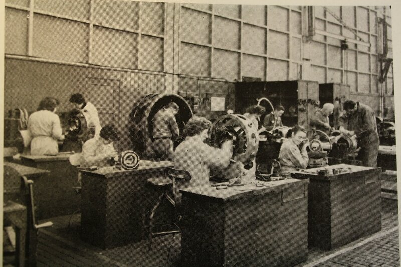 atelier de montage rep elec pont tancarville