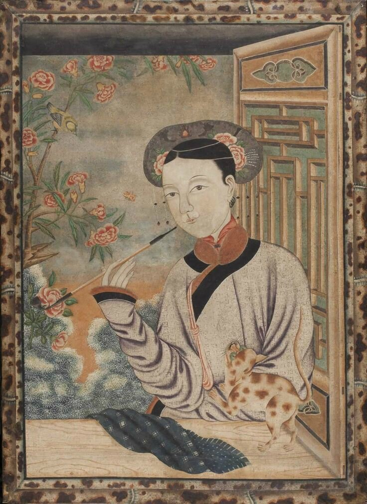 Chinese Export Paintings Dealer Martin Gregory Holds First