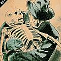 Le squelette a disparu