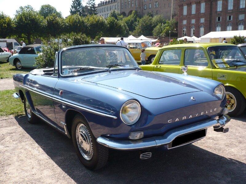 RENAULT Caravelle S 1966 Saverne (1)