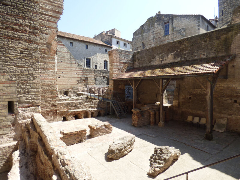 15 Arles Thermes Constantin (7)