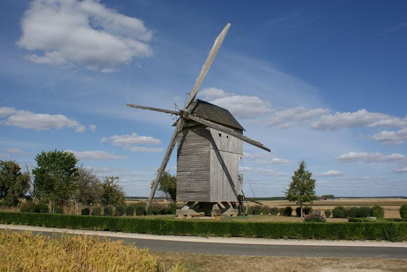 Moulin de Lory -dépt 41