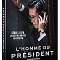 Sortie vidéo : l'homme du président , un haletant thriller d'espionnage coréen