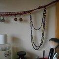 Un collier pour s'habiller