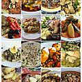 Recettes ramadan 2020- idées de plats et tajines avec ou sans viande