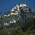 Chateau d'hochosterwitz - autriche